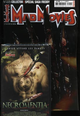 "magazine ""Mad Movies"" M398010"
