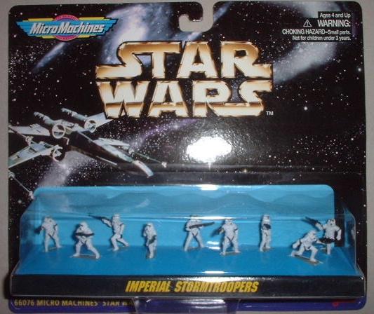 Micro Machines Star Wars Microm10