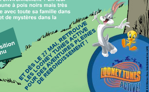 Looney Tunes bientôt chez Quick Tp10