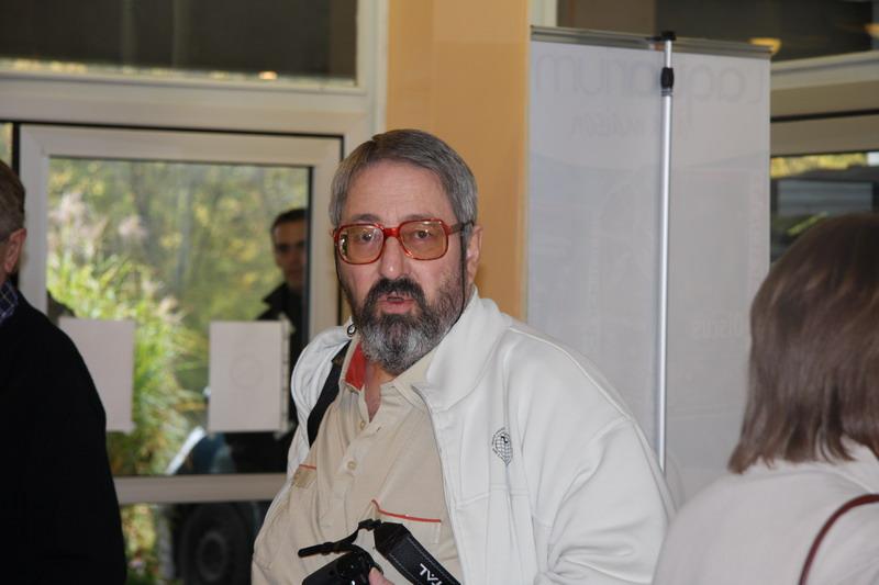 Compte rendu de nos participation au 29è congrés de L'AFC à Champ-le- Bœuf, Laxou/Maxeville (54) du 10au 12 octobre 2008 08101410