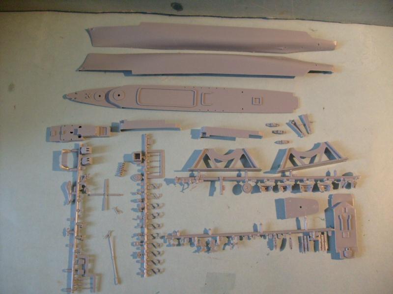 [AIRFIX] Destroyer lance-missile HMS DEVONSHIRE 1/600ème Réf 03202 S7301103