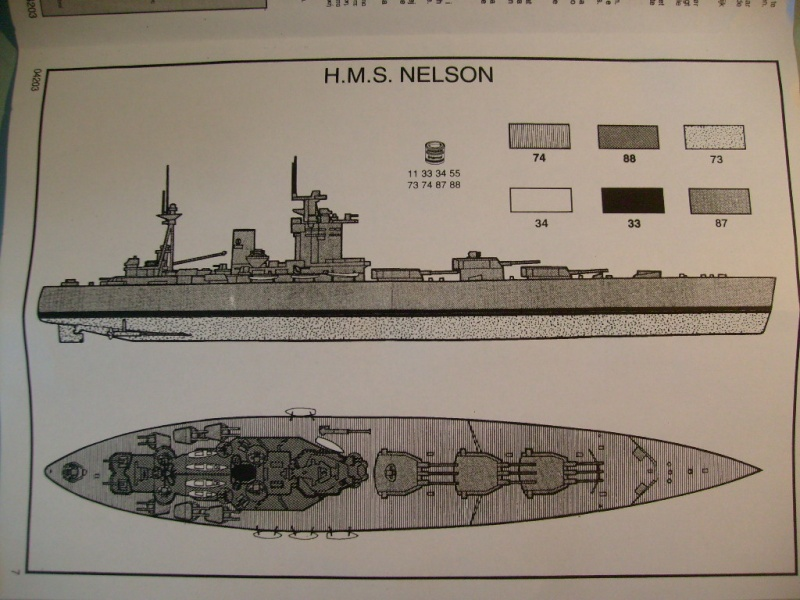 [Airfix] HMS Nelson au 600 eme S7301812