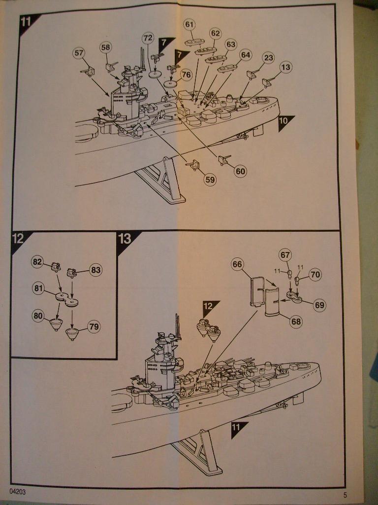 [Airfix] HMS Nelson au 600 eme S7301815