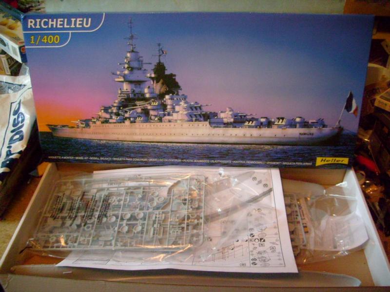 [Heller] Le Richelieu au 400 eme S7301958