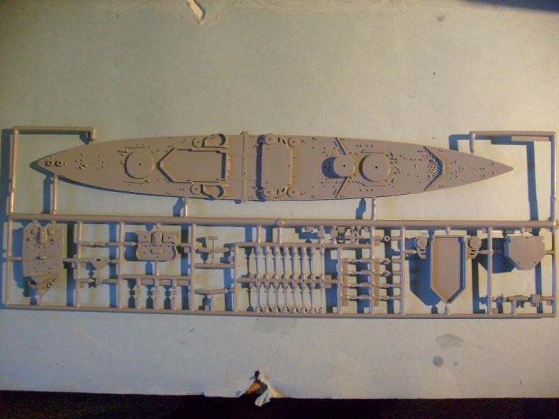 [MATCHBOX] Cuirassé HMS DUKE OF YORK 1/700ème Réf 40356 S7301991