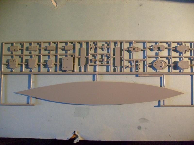 [MATCHBOX] Cuirassé HMS DUKE OF YORK 1/700ème Réf 40356 S7301992