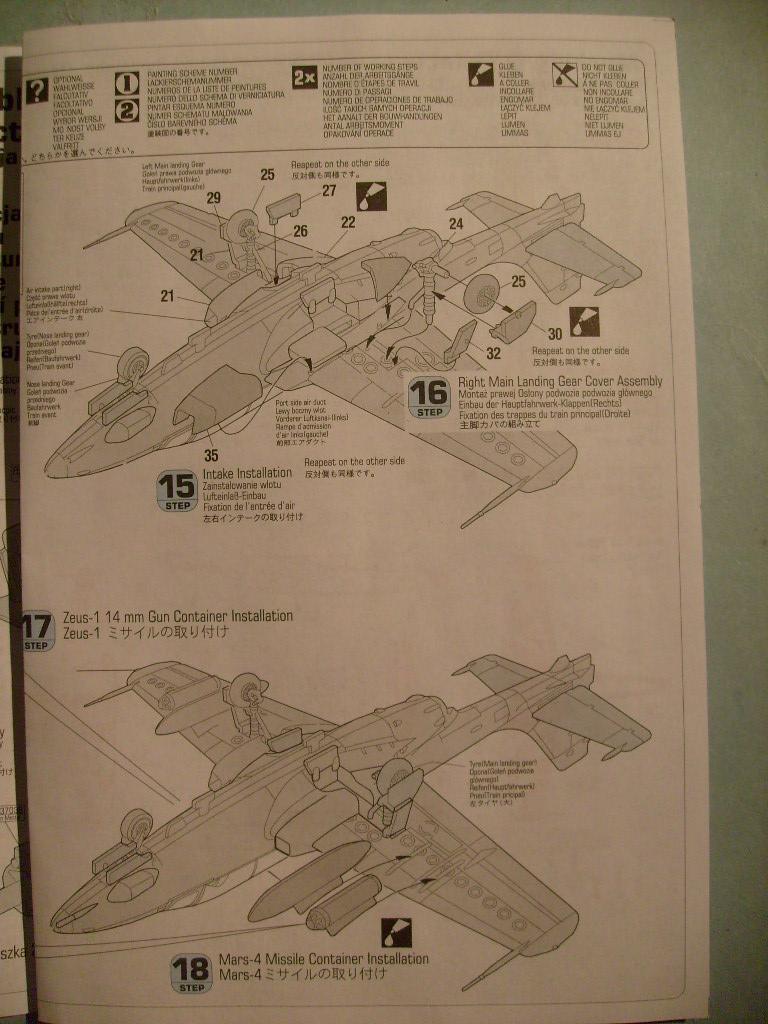 Multi-présentations MASTERCRAFT d avions au 1/72ème S7302073