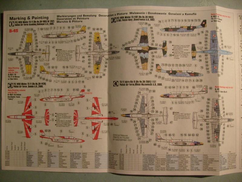 Multi-présentations MASTERCRAFT d avions au 1/72ème S7302075