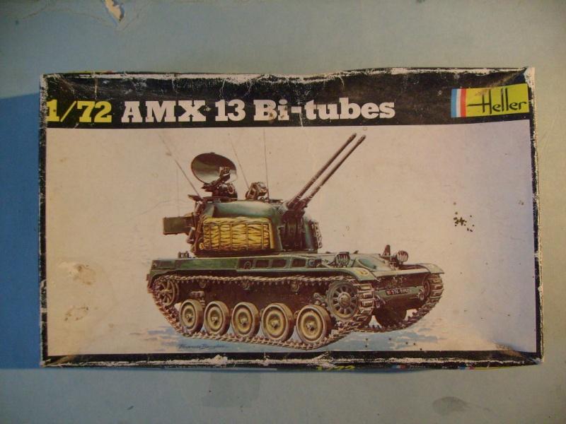 Amx 13 et 30 DCA au 72 eme S7302129