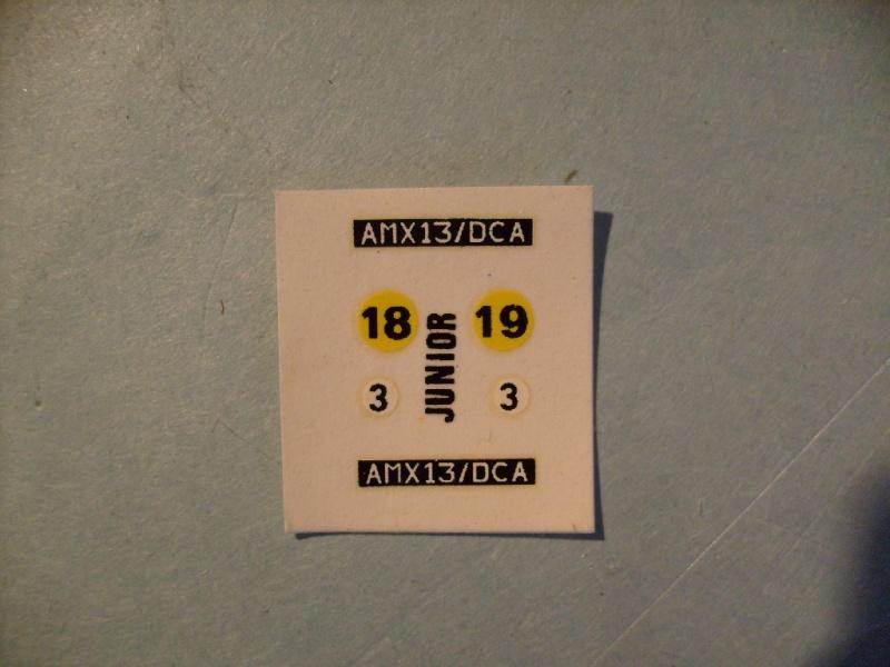 Amx 13 et 30 DCA au 72 eme S7302131