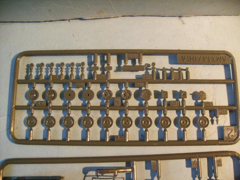 Amx 13 et 30 DCA au 72 eme S7302134