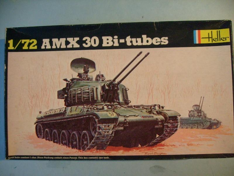 Amx 13 et 30 DCA au 72 eme S7302138