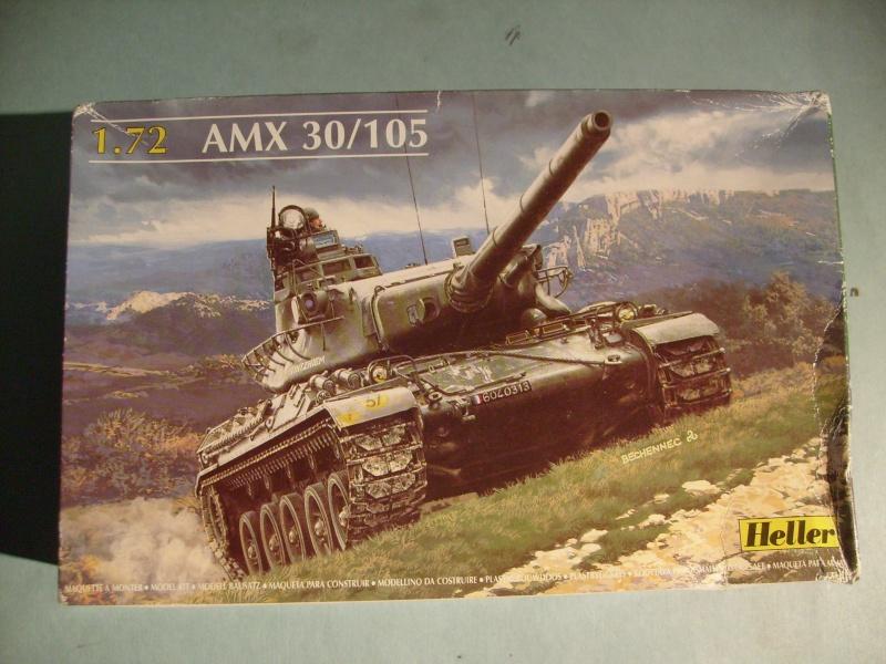 AMX 30/105 au 72eme S7303323