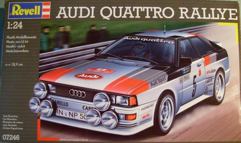 [Revell] Audi quattro rallye au 24 eme S7307773