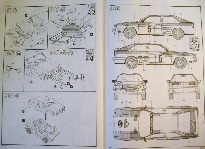 [Revell] Audi quattro rallye au 24 eme S7307775