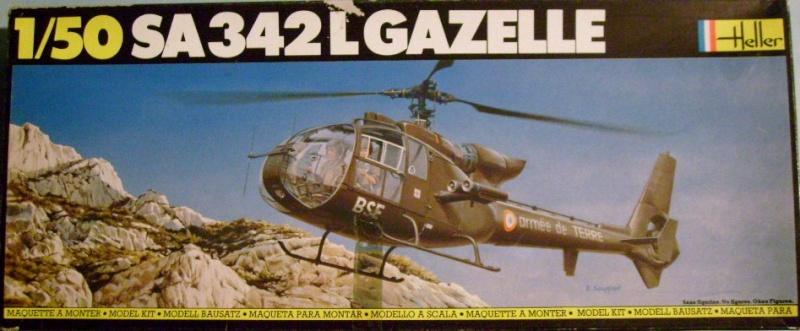 AEROSPATIALE SA 342 GAZELLE Hot ALAT 150ème Réf 80486 S7307818