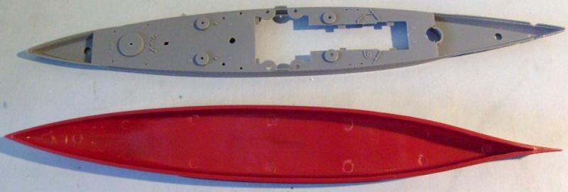[MINI HOBBY MODELS] Croiseur de bataile SCHARNHORST & GNEISENAU 1/700ème Réf 80917 & 80916 S7308078