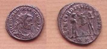 Aurélianus de Dioclétien Doclet10