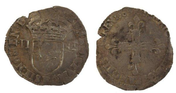 quart d'écu d'Angers pour Henri IV Img_2810