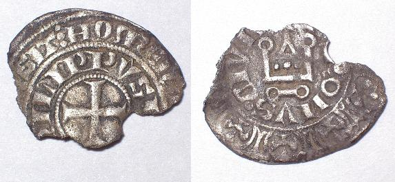 Maille tierce à l'O rond, pour Philippe IV Maille10