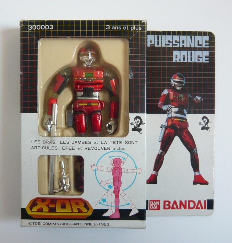 X-OR (Gavan) Sheriff de l'Espace POPY / Bandai Puissa10