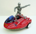 X-OR (Gavan) Sheriff de l'Espace POPY / Bandai Roller15