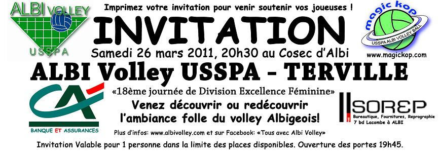 INVITATIONS  Albi Volley USSPA - Terville Tervil12