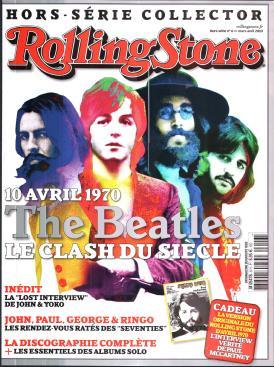 Vendredi sortie d'un Rolling Stone spécial Beatles M5478h10