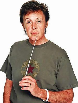 Paul McCartney écrit la musique d'un ballet Paulmc13