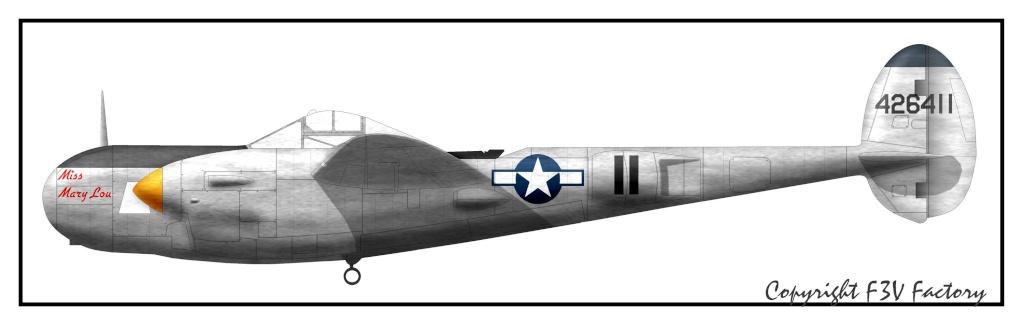 Lockheed F-5 Lightning F-5g_l10