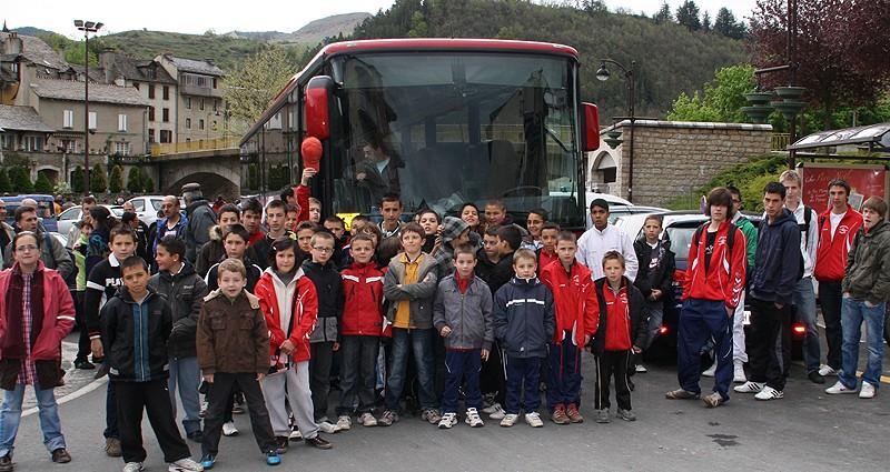 L'école de foot à La Mosson Edfmon10