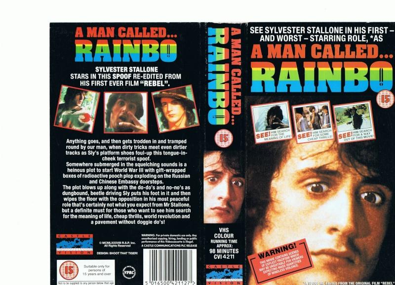 A MAN CALLED... RAINBO. Ccf11112