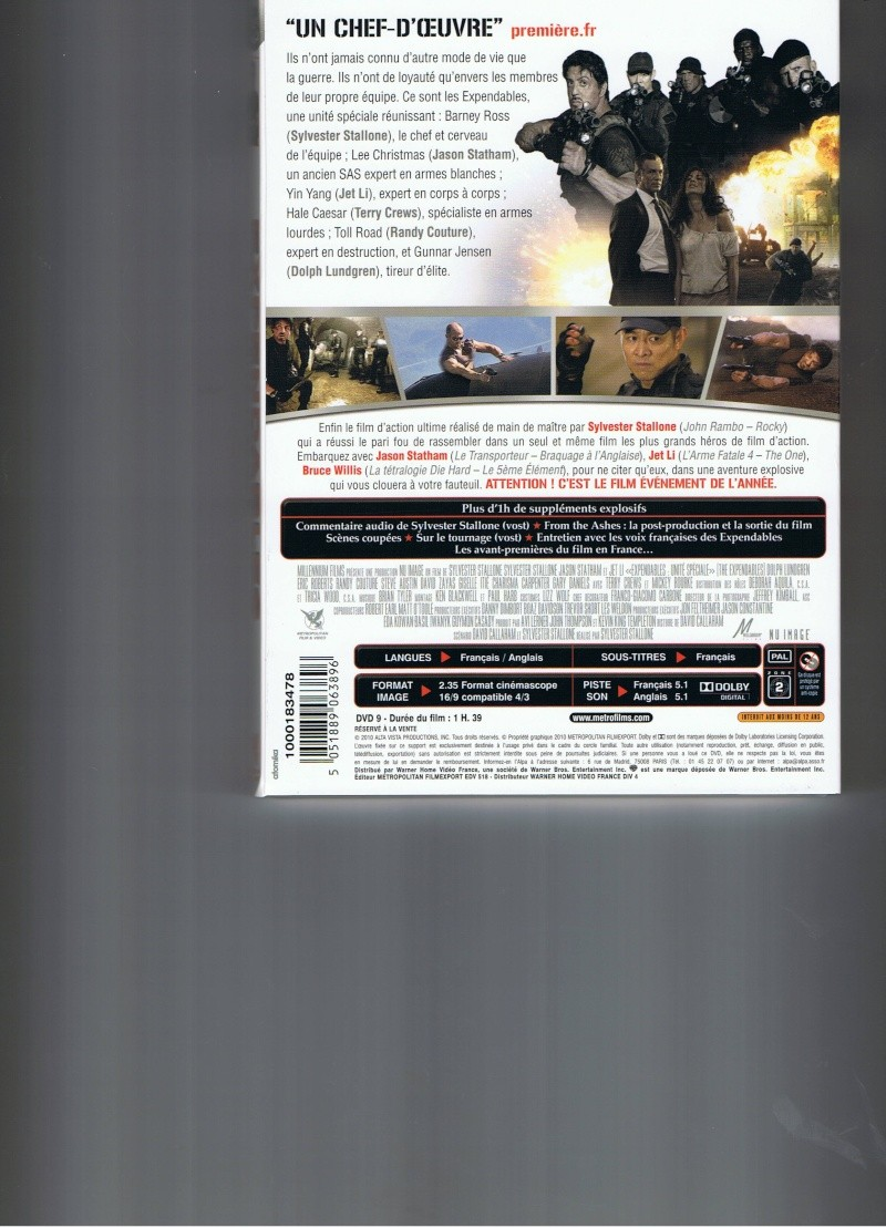 DVD/BLU RAY THE EXPENDABLES - Page 8 Ccf17113