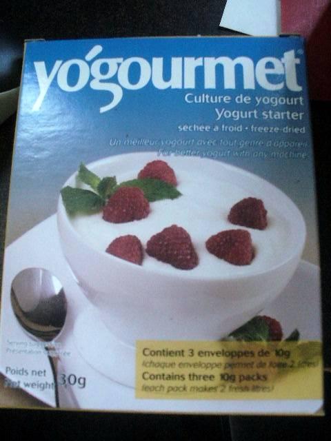 Je me suis lancée dans l'aventure yaourt, mais ! P1090613