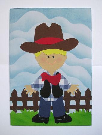 Cartes Enfant et Ado - ajout le 14/02 Cowboy10