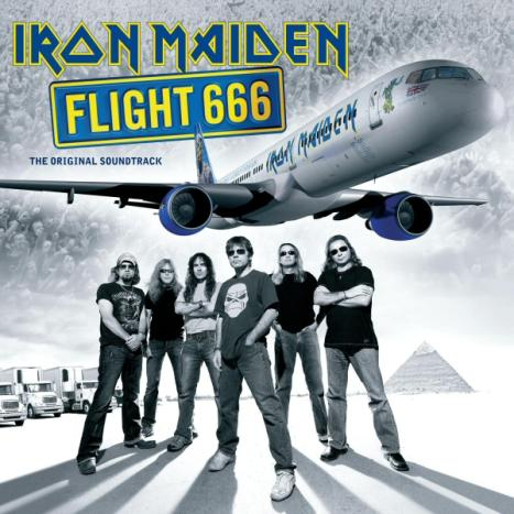 IRON MAIDEN Flight14