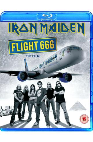 IRON MAIDEN Flight15