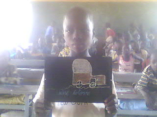 Mon filleul Burkinabe Dessin10