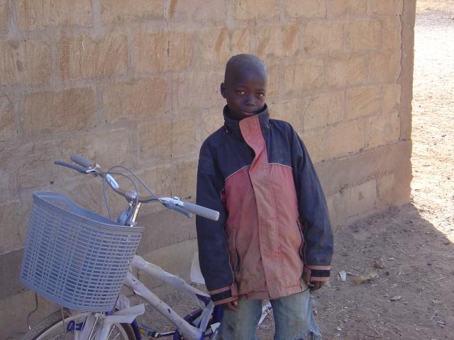 Mon filleul Burkinabe Dsc06011