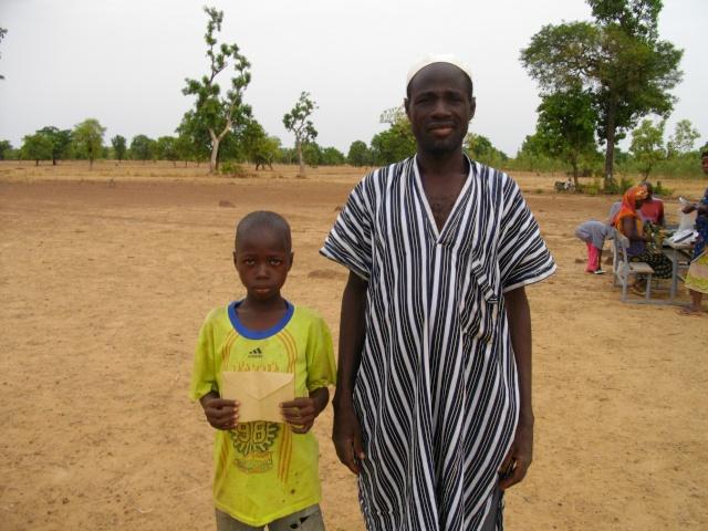 Mon filleul Burkinabe Imgp0110