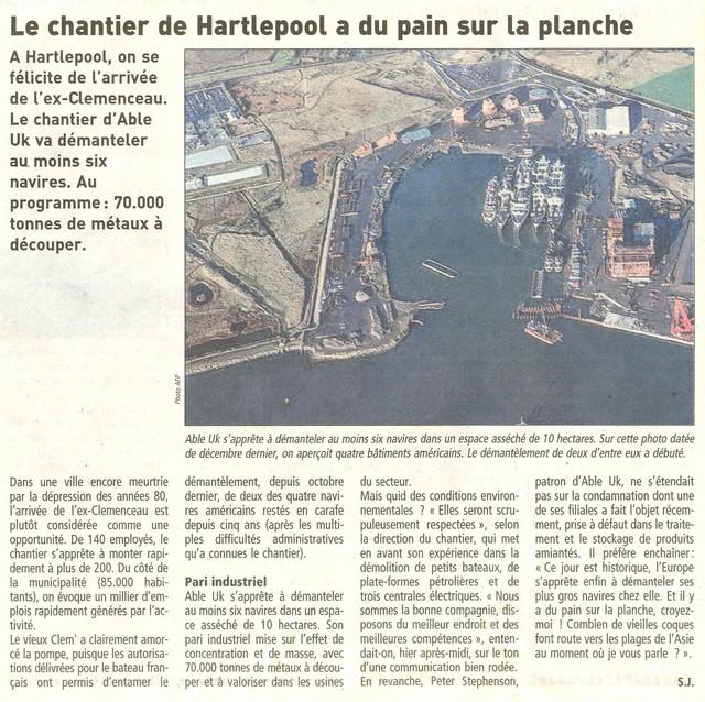 Démantèlement du Clemenceau et Colbert... - Page 12 00410