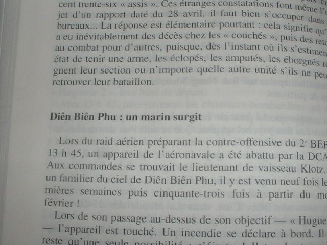 [ Histoires et histoire ] SEUL POMPON ROUGE à DIEN-BIEN-PHU - Page 2 Dscf0011