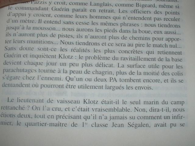[ Histoires et histoire ] SEUL POMPON ROUGE à DIEN-BIEN-PHU - Page 2 Dscf0012