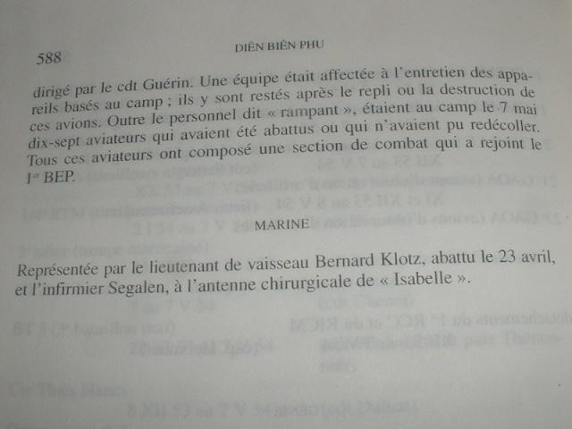 [ Histoires et histoire ] SEUL POMPON ROUGE à DIEN-BIEN-PHU - Page 2 Dscf0013