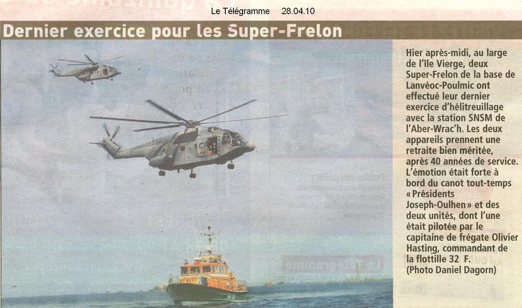 [Aéronavale divers] SUPER FRELON - Page 9 Frelon11