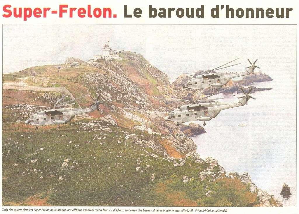 [Aéronavale divers] SUPER FRELON - Page 10 Frelon14
