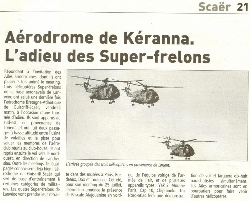 [Aéronavale divers] SUPER FRELON - Page 10 Frelon16