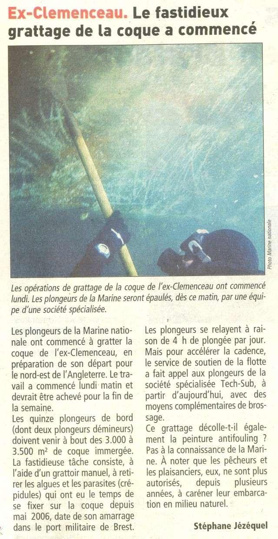 Démantèlement du Clemenceau et Colbert... - Page 5 Numari10