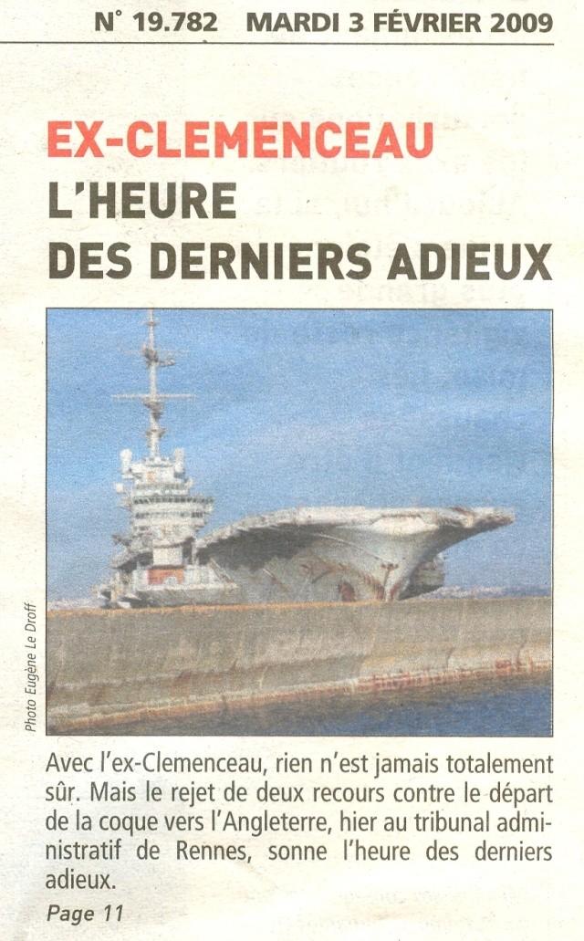 Démantèlement du Clemenceau et Colbert... - Page 7 Numari26