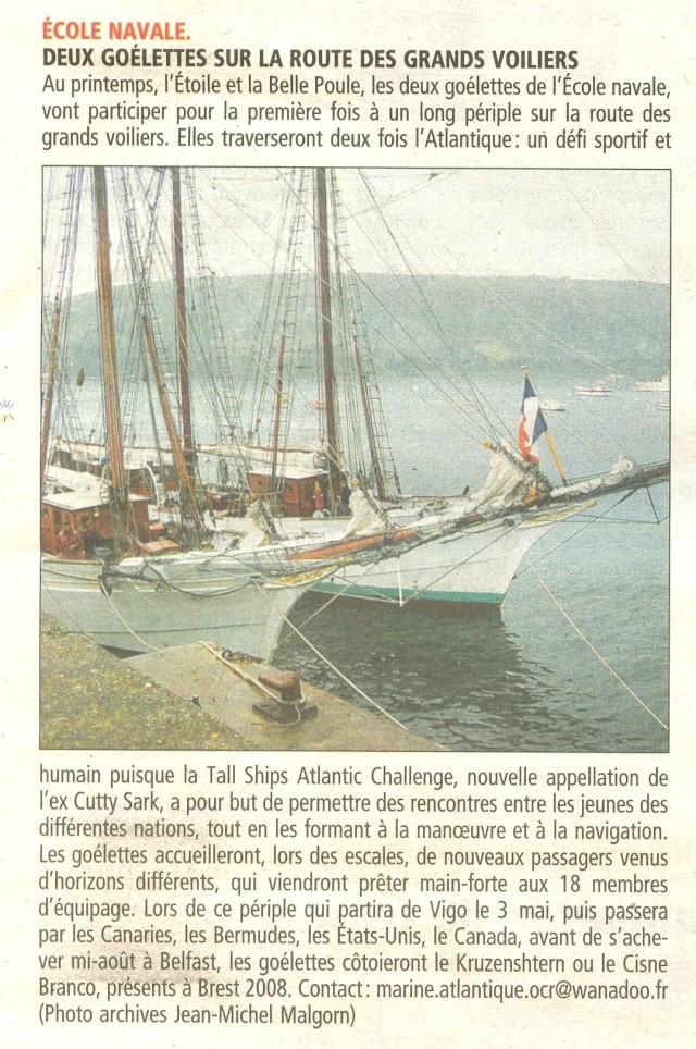 L'ÉTOILE ET LA BELLE-POULE (BE) - Page 4 Numari41